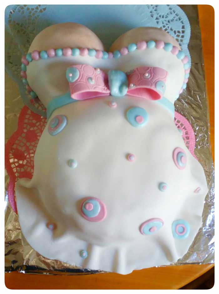 Baby-Belly-Cake