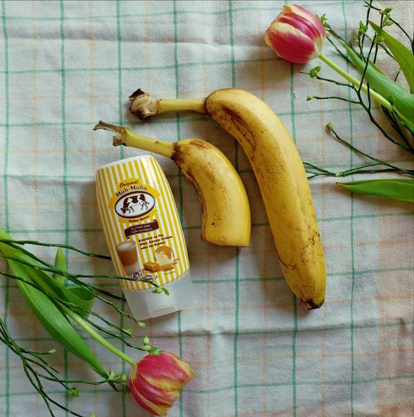 Bananen & Karamell