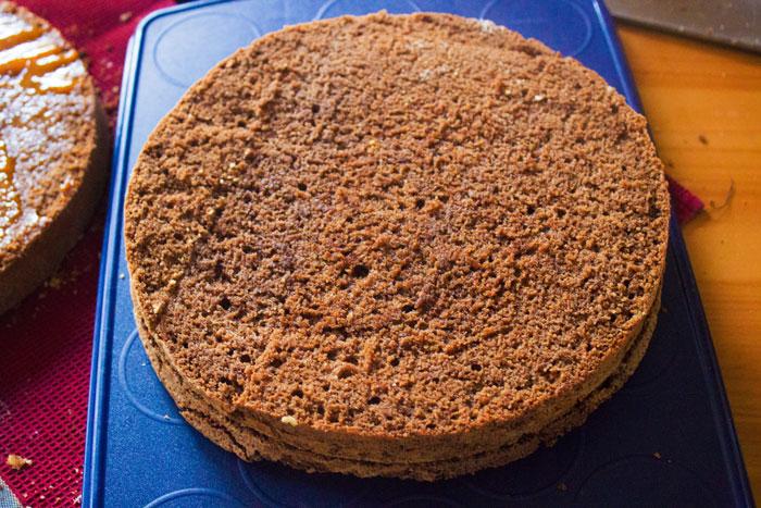 Sachertorte | Sachercake | Rezept | Beste Torte| Conny's Küchlein