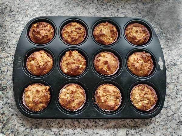 Fertig gebacken