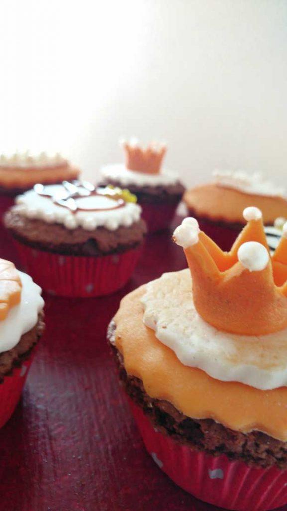 Shopping Queen Muffins