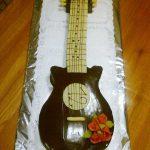 Gitarrentorte | Guitarcake | Conny's Küchlein