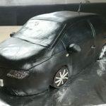 Seat Ibiza Motivtorte | Autotorte | Carcake | Conny's Küchlein