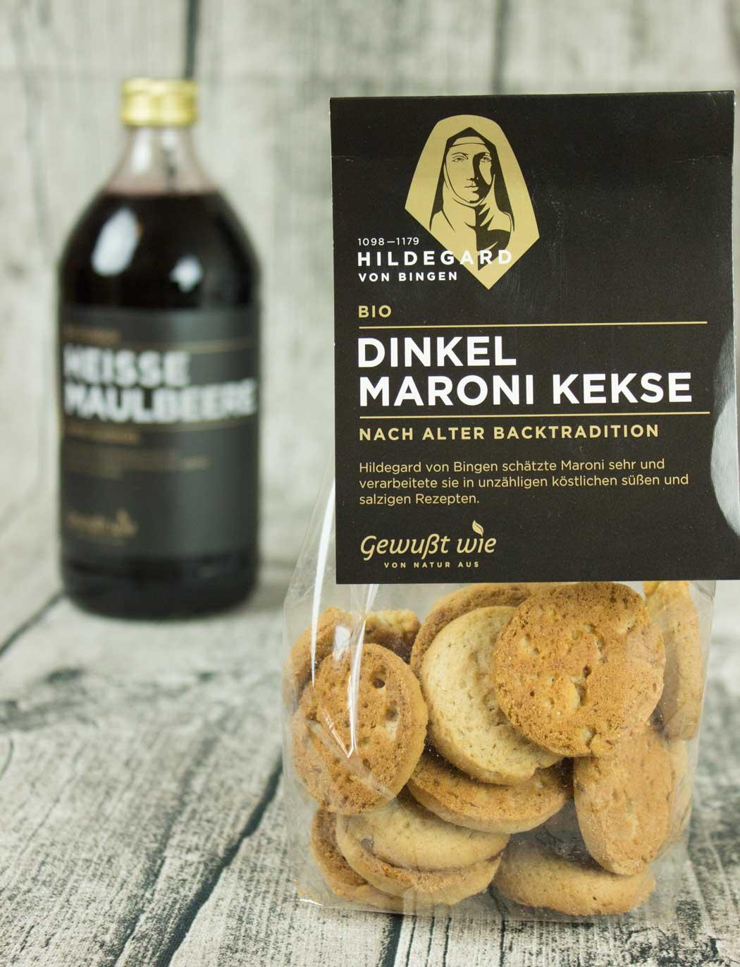 Dinkel_Maroni_Kekse | Hildegard von Bingen | Conny's Küchlein