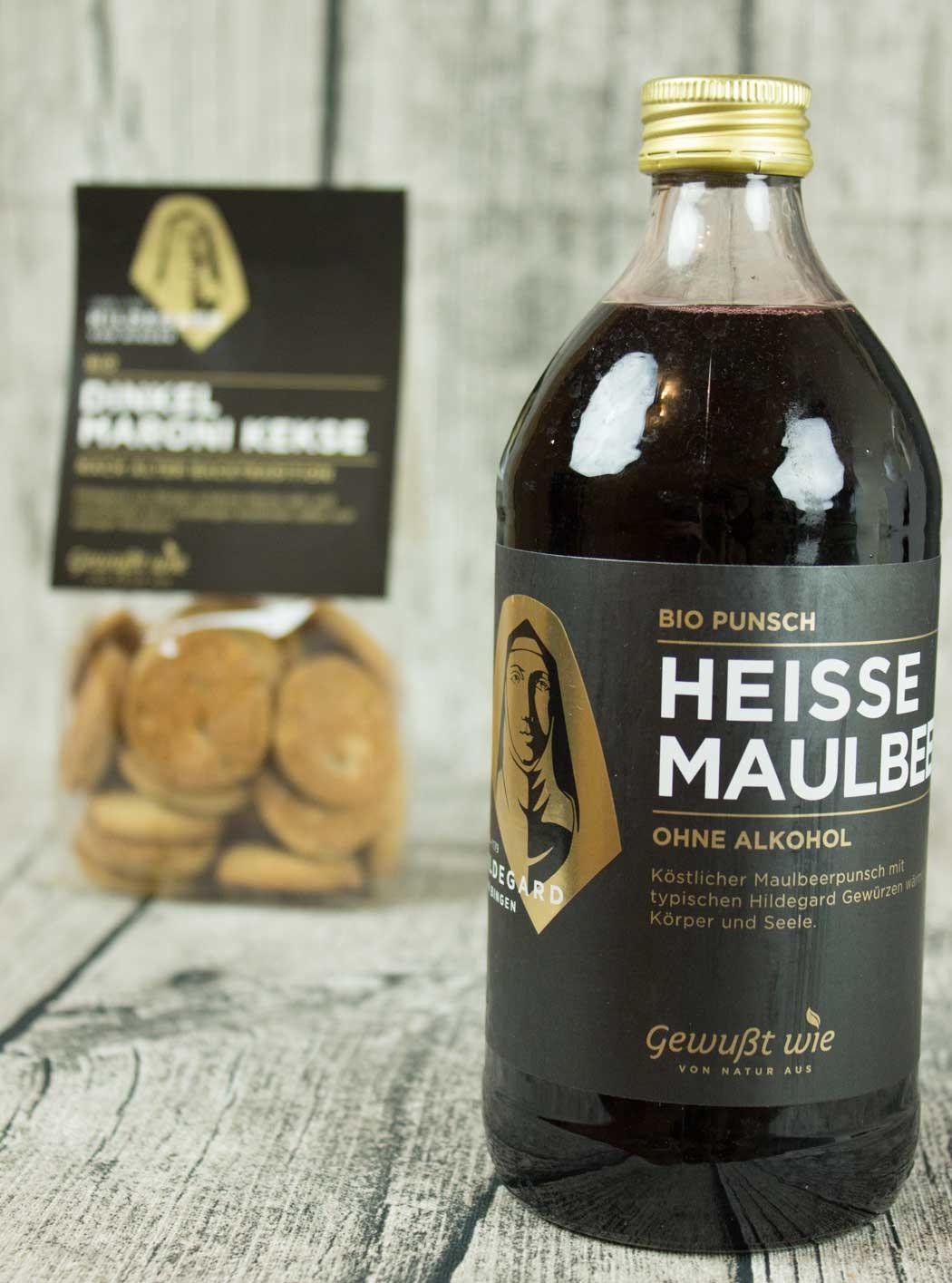Maulbeerenpunsch | Hildegard von Bingen | Conny's Küchlein