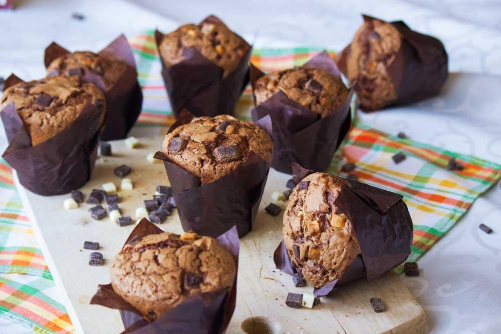 Chocolate-Chip-Muffins-riesen-Muffins-Conny's-Küchlein