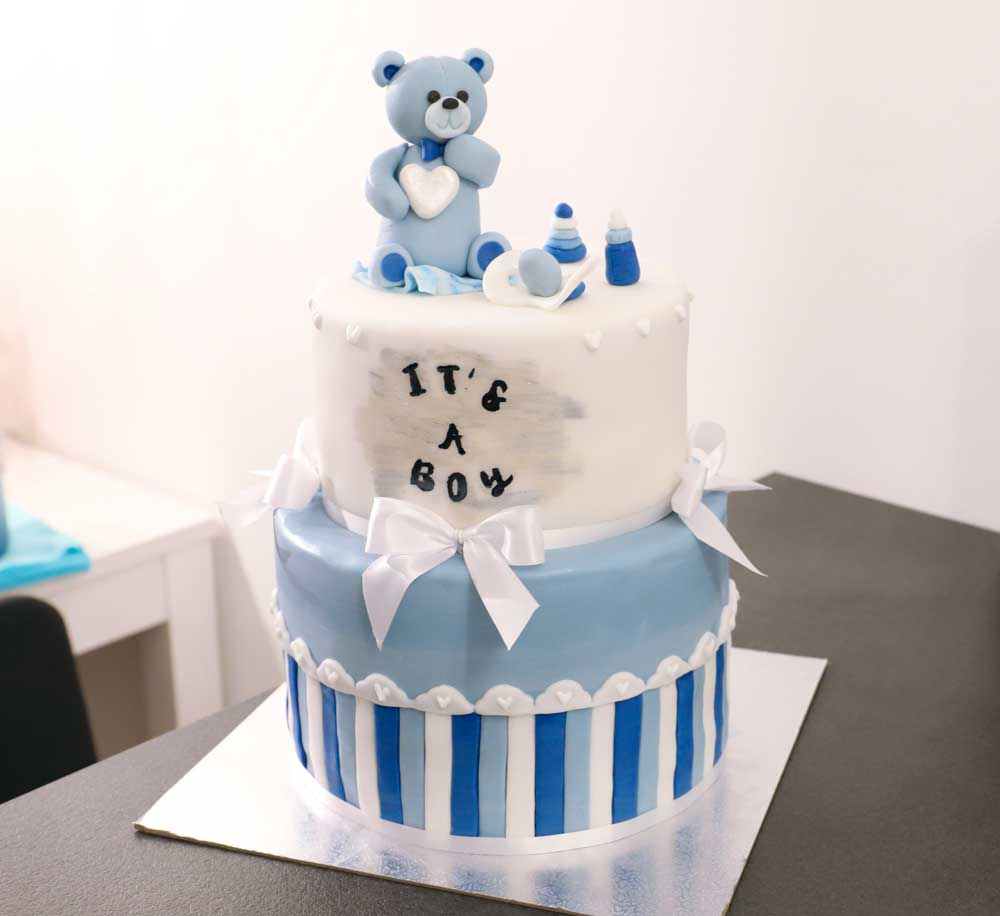 Baby-Shower-Cake-Boy-Babyparty-Junge