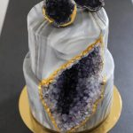 Geodentorte_Amathysttorte_Cake_Conny's Küchlein