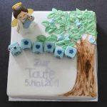 Tauftorte Junge_Christening Cake Boy