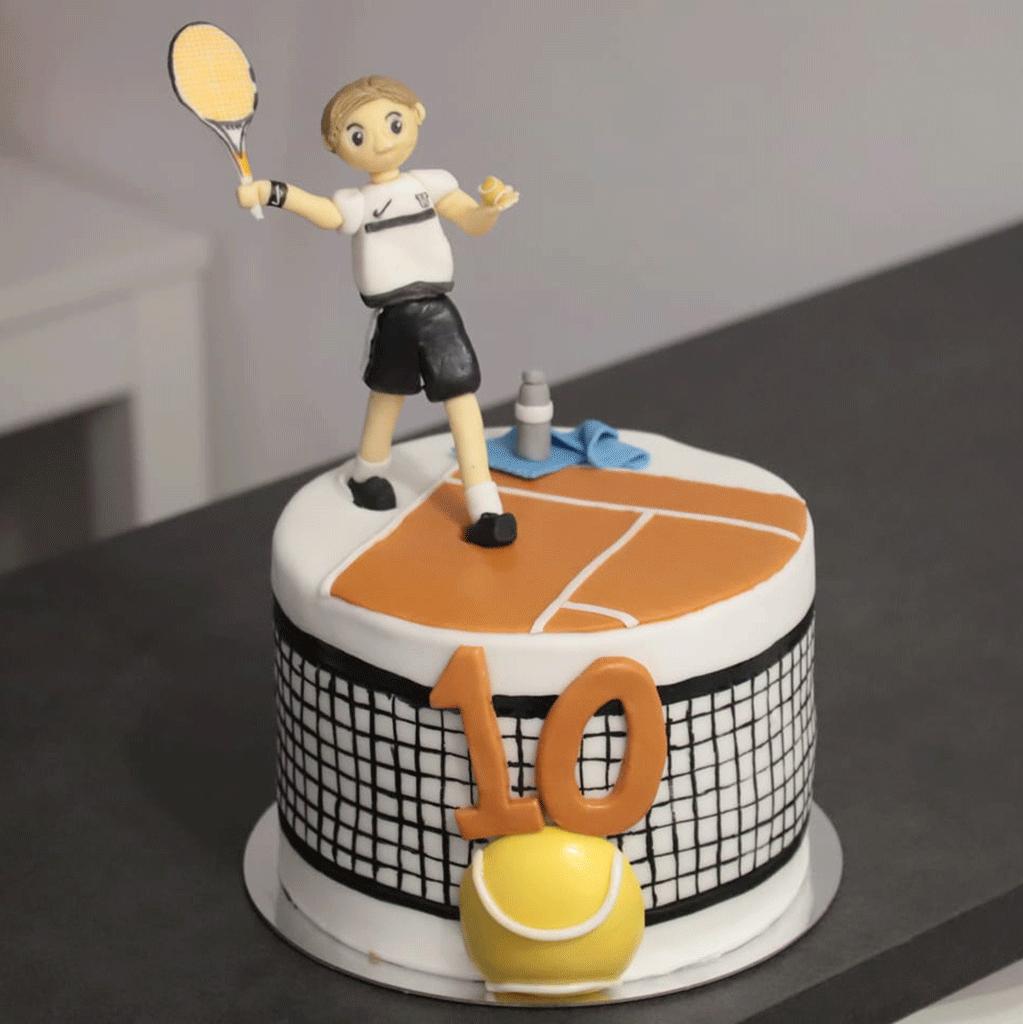 Tennistorte Tenniscake - Conny's Küchlein