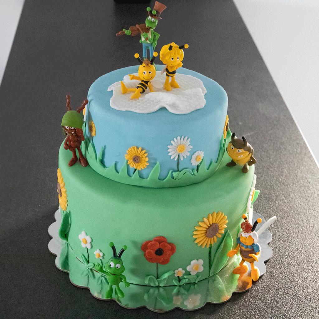 Biene-Maja-Torte_Bee-Maya-Cake-Conny's-Küchlein