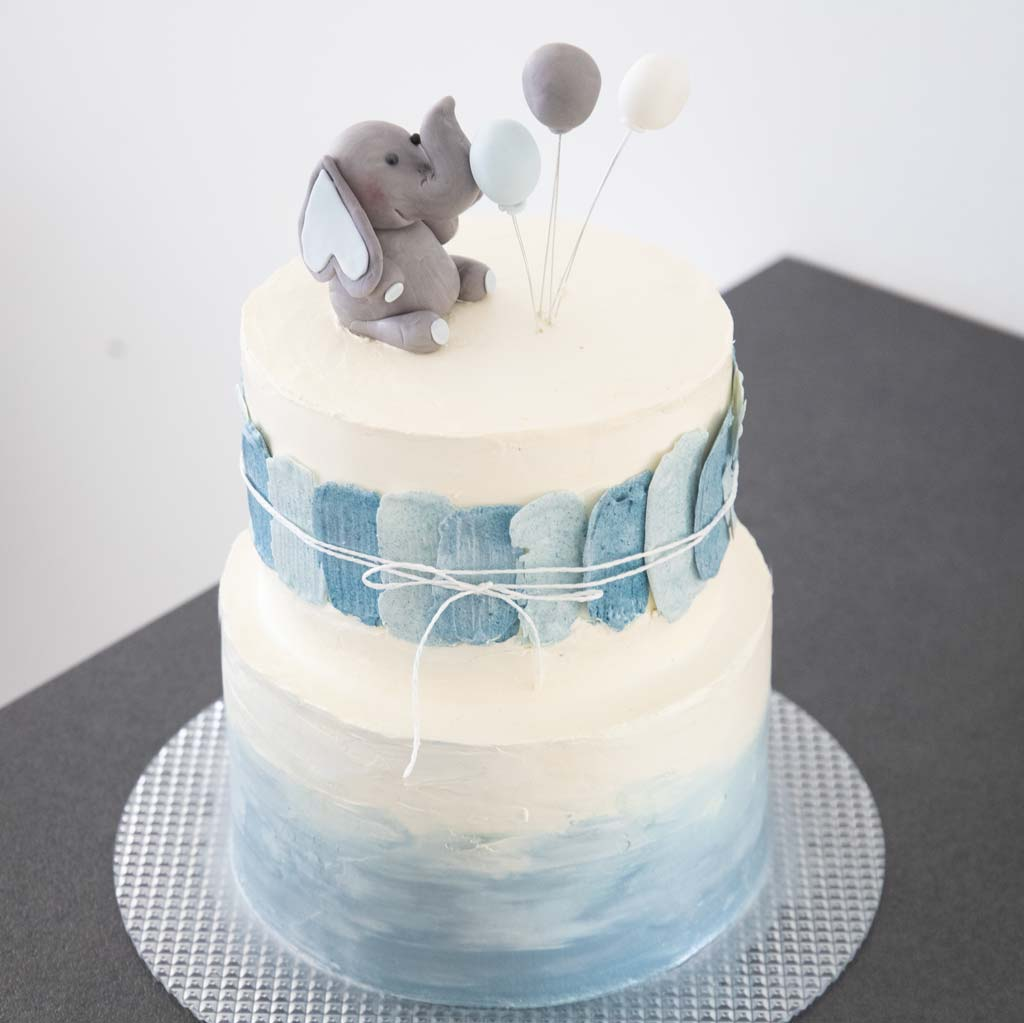 Babyshower-boy_elefant_Connys-Küchlein