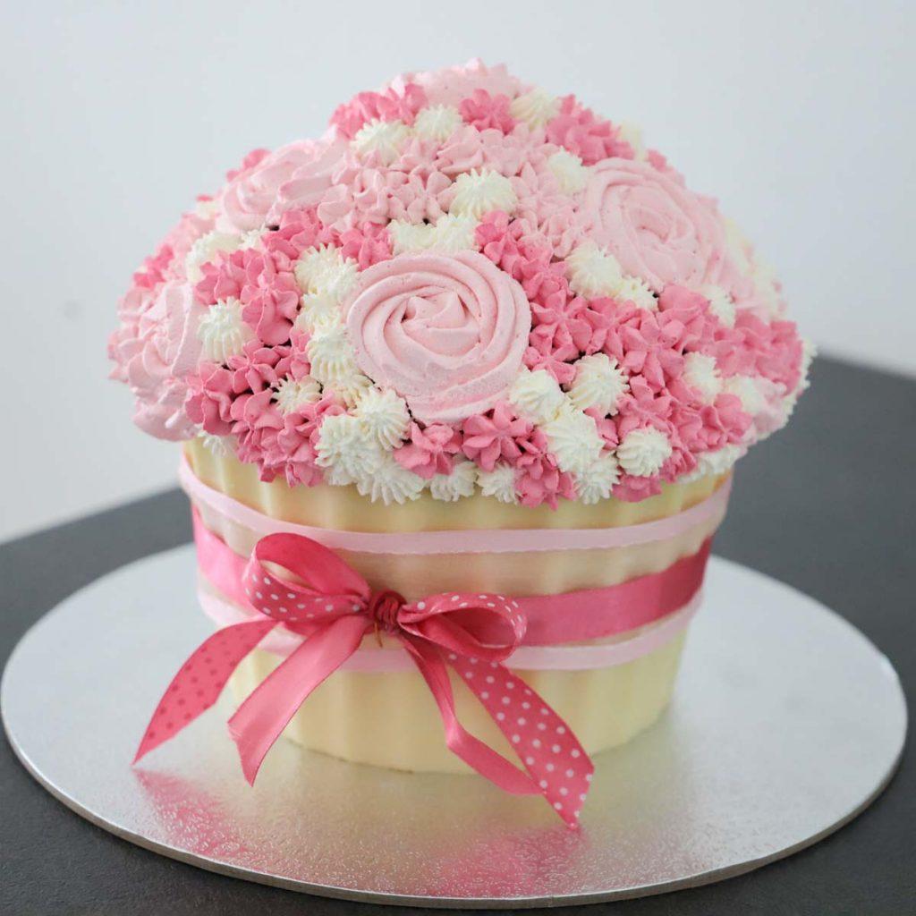 Riesencupcake_rosa_Connys-Küchlein_qu01